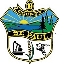 County of St. Paul Logo